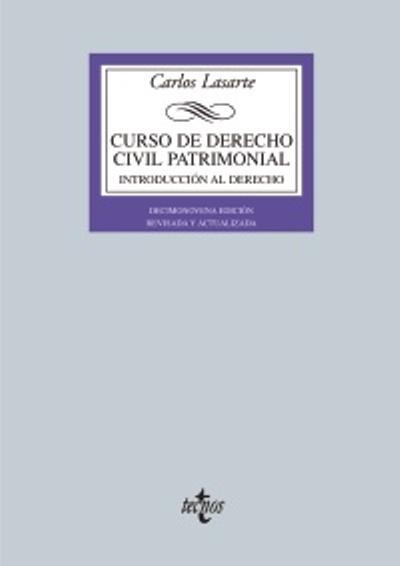 curso de derecho civil patrimonial carlos lasarte pdf gratis
