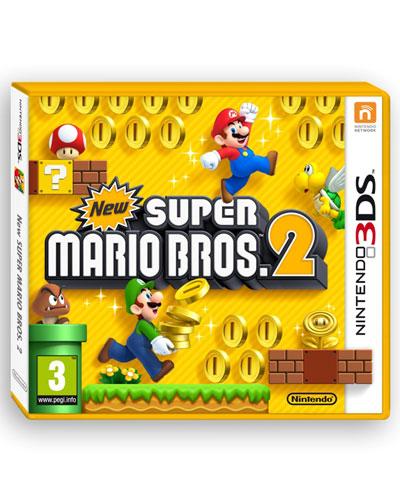 Juegos Mario 3ds Juego Nintendo 3ds New Super