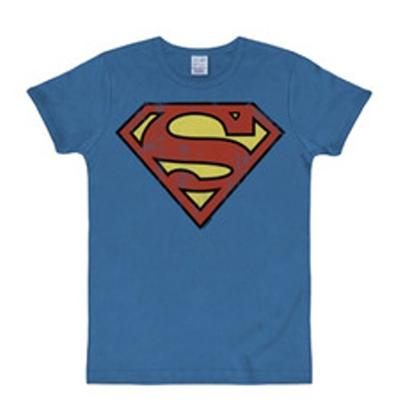 Camiseta Superman Logo Grande
