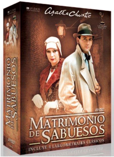 Matrimonio Tema Serie Tv : Pack agatha christie matrimonio de sabuesos en fnac