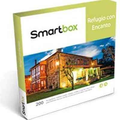 Smartbox 2013 refugio con encanto comprar libro en - Refugios con encanto ...