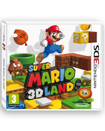super mario 3d land nintendo 3ds de nintendo ds en comprar videojuegos en. Black Bedroom Furniture Sets. Home Design Ideas