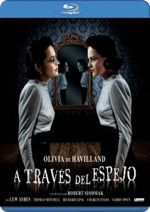 blu ray a trav s del espejo the dark mirror 1946 robert