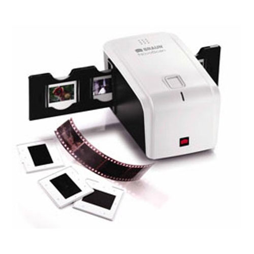 Braun NOVOSCAN BRKA300 Scanner diapositivas y negativos en ...