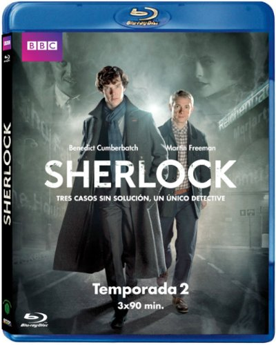 Sherlock 2º Temporada (2013) Blu-Ray 720p Download Torrent Dublado