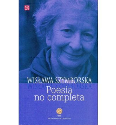 poesia no completa wislawa szymborska pdf