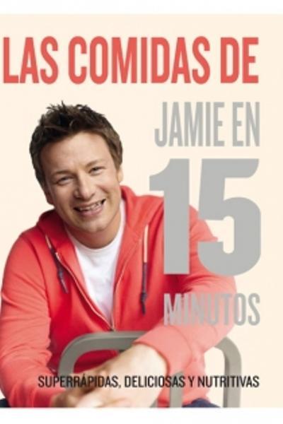 Las comidas de jamie en 15 minutos jamie oliver comprar libro en - Jamie en 15 minutes ...