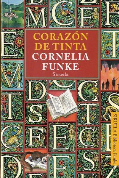 Corazón de tinta, Cornelia Funke - Comprar libro en Fnac.es