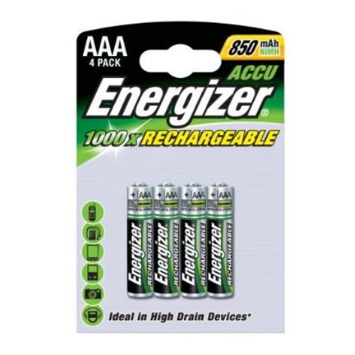 Energizer pilas recargables aaax4 850 en comprar for Oferta pilas recargables