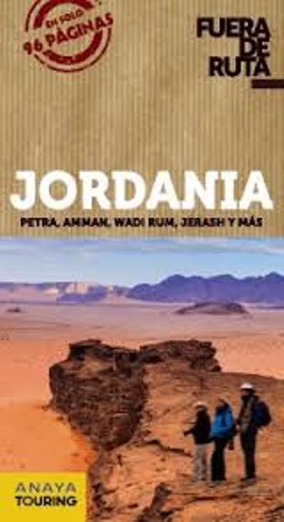 Jordania fuera de ruta varios autores comprar libro en for Fuera de ruta opiniones