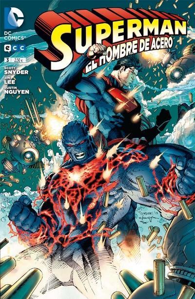 Batman/Superman Nuevo Universo DC Grapa - ECC Cmics