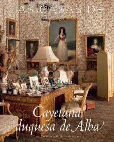 Las casas de Cayetana, duquesa de Alba, Rafael Manzano, Ricardo ...