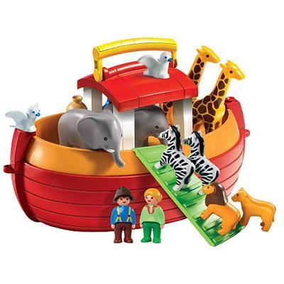 Playmobil 123 El Arca De Noe Comprar Libro En