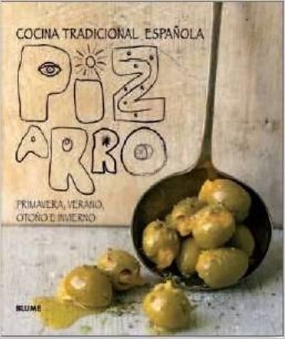 Pizarro cocina tradicional espa ola j pizarro comprar for Cocina tradicional espanola