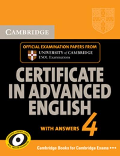 El Certificate In Advanced English CAE Es Uno De Los Examenes ESOL Nivel Ingles Ofrecido Por La Universidad Cambridge Y Equivale Al C1 Del