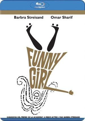 Funny Girl Formato Blu Ray Descripcion William Wyler Publicado
