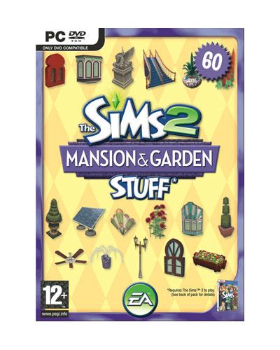 Los sims 2 mansiones y jardines pc de pc en for Sims 2 mansiones y jardines