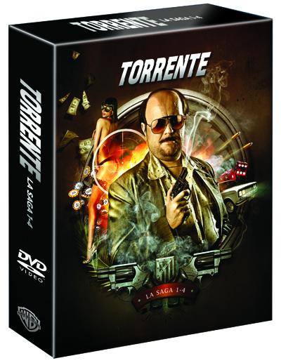 Pack Torrente: La saga 1-4