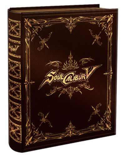 Soul Calibur V Edición Coleccionista Xbox 360