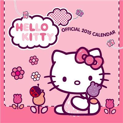 Calendario 2015 Hello Kitty 30x30, - Comprar libro en Fnac.es