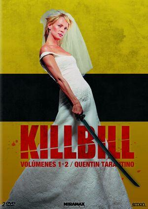 Pack Kill Bill 1 y 2 + Póster