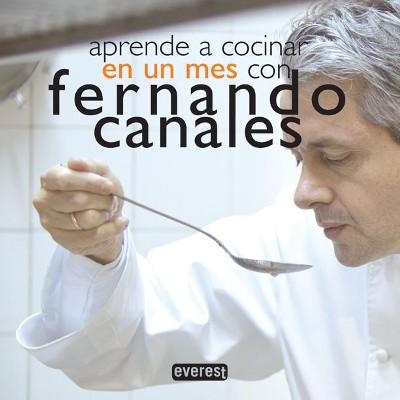 Aprende a cocinar en un mes con fernando canales fernando for Aprender a cocinar