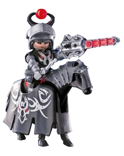 Playmobil caballero dragon con lanza led comprar libro for Playmobil caballeros