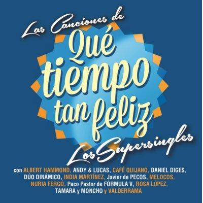 VA- Las Canciones De Que Tiempo Tan Feliz (2013)