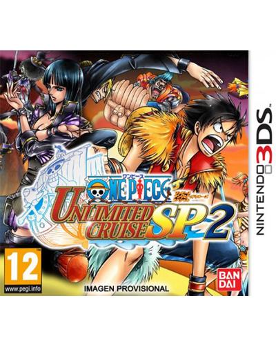 One piece unlimited cruise sp2 nintendo 3ds de nintendo for One piece juego
