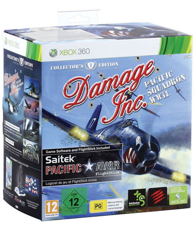 Damage INC Pacific Squadron Coleccionista
