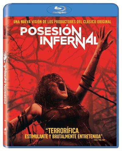 Posesión Infernal (2013) (HDRip/Avi (Castellano) (Gore) (PL)