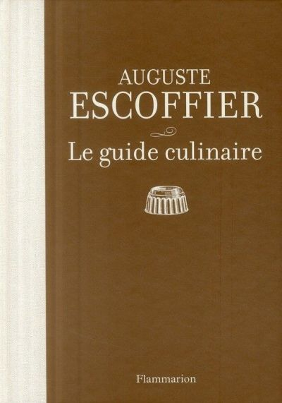 le guide culinaire auguste escoffier comprar libro en. Black Bedroom Furniture Sets. Home Design Ideas
