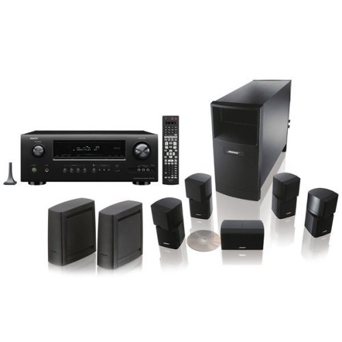 denon bose sistema 9212db home cinema 5 1 en comprar home cinema en. Black Bedroom Furniture Sets. Home Design Ideas