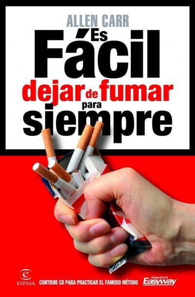 Dejará a fumar en 15 minutos