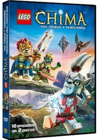 LEGO : Las Leyendas de Chima