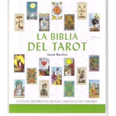 La biblia del tarot sarah bartlett