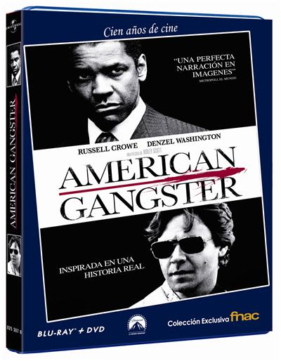 American Gangster (Formato Blu-Ray + DVD) - Exclusiva Fnac