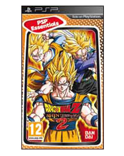 Juegos » Dragon Ball Z Shin Budokai 2 Essentials PSP