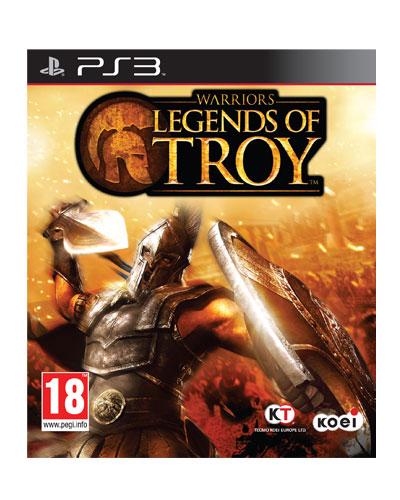 Warriors Legends Of Troy PS3 De PlayStation 3 En Fnac.es
