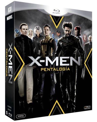 Saga X-Men Torrent Alta Definicion