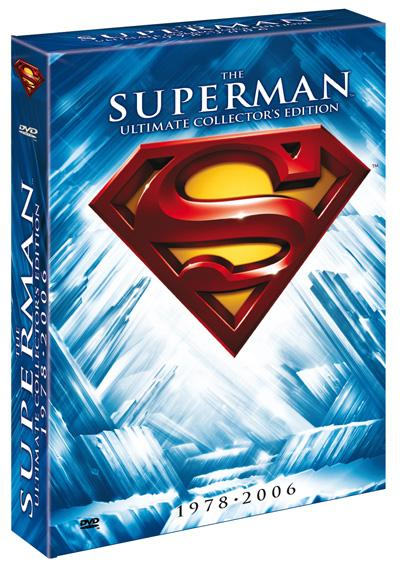 Pack Superman: The Ultimate Collector´s Edition Box Set