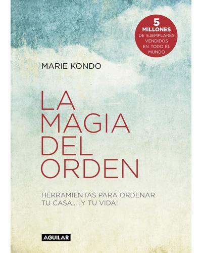 La magia del orden marie kondo libro en for Libros de marie kondo
