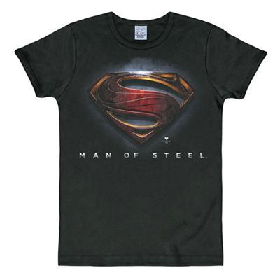 Camiseta Logo Superman - Hombre de Acero