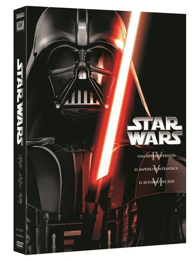Pack Star Wars. Trilogía clásica: Episodios IV, V y VI