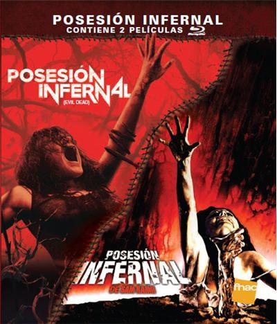 Pack Posesión infernal (1981 + 2013)
