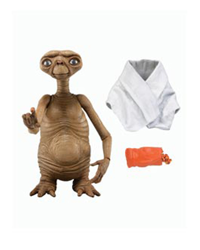 Merchandising E.T. El Extraterrestre -- Amigo galáctico