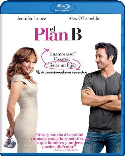 El plan B (Blu-Ray)