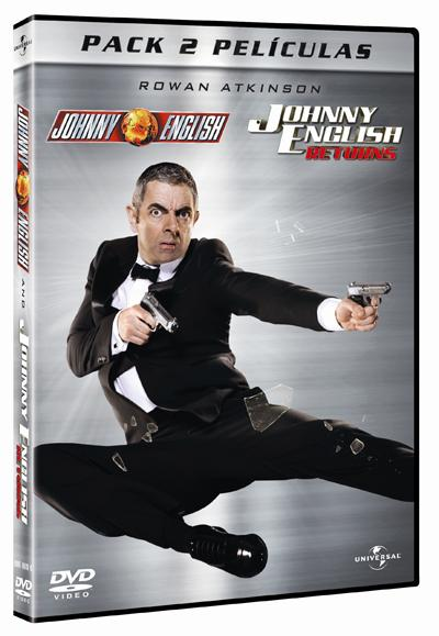 Pack Johnny English + Johnny English Returns