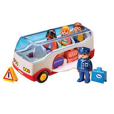 Playmobil 123 autobus comprar libro en for Casa playmobil 123