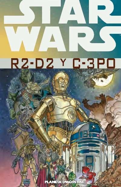 Star wars r2d2 y c3po varios autores comprar libro en for Planeta de agostini r2d2